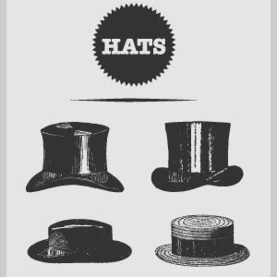 Kopfbedeckung - Hüte - Hats
