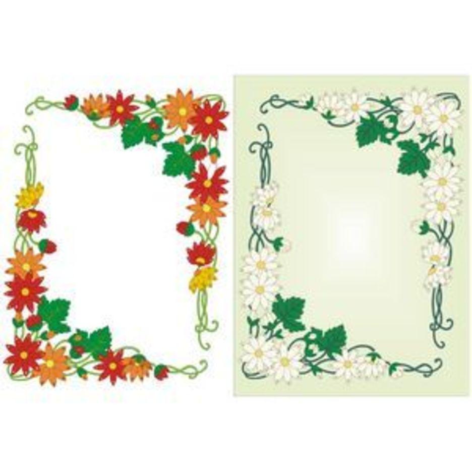 Art Nouveau Floral Design