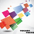 Abstract Squars Vector Free Graphic Art
