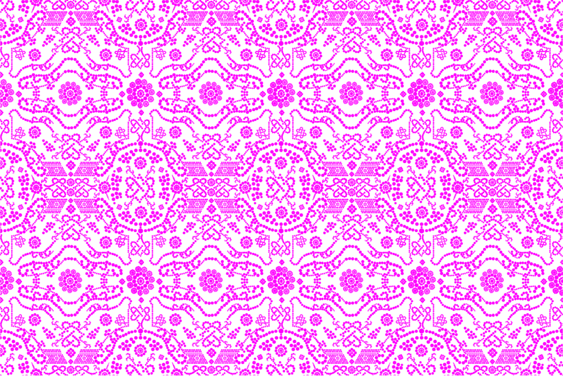 REDmillion Dotted Pattern