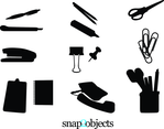 Free Office Supplies Vectors