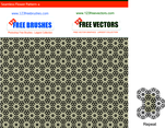Seamless Flower Pattern-4