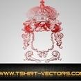 Royal Crest W Optional Crown