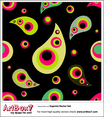 Seamless Patterns - Paisley
