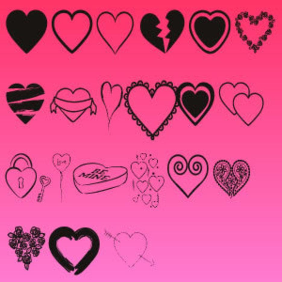 Hearts Mix