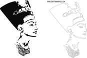 Beautiful Nefertiti