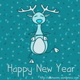 Happy New Year Card 1