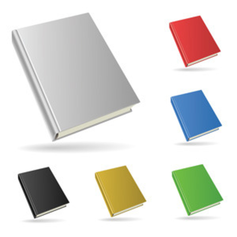 Simplistic Vector Books