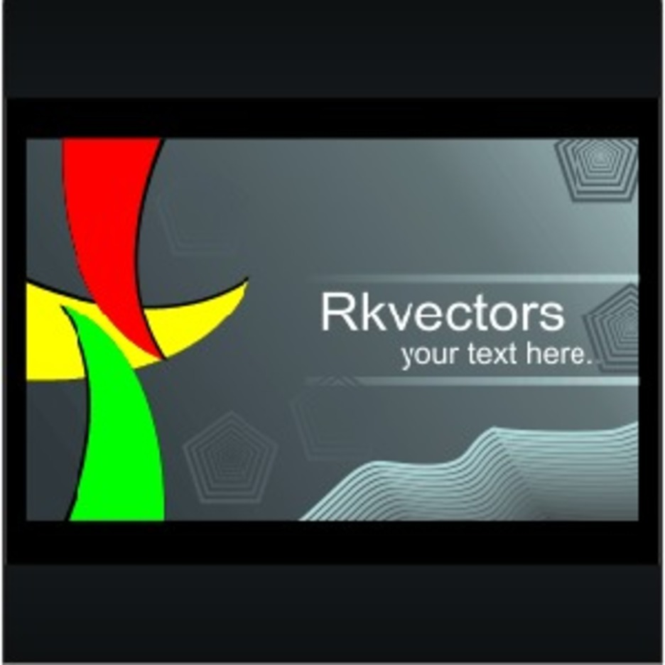 Vector Business Card Designs