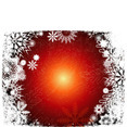 Xmas Grunge Vector Background 2