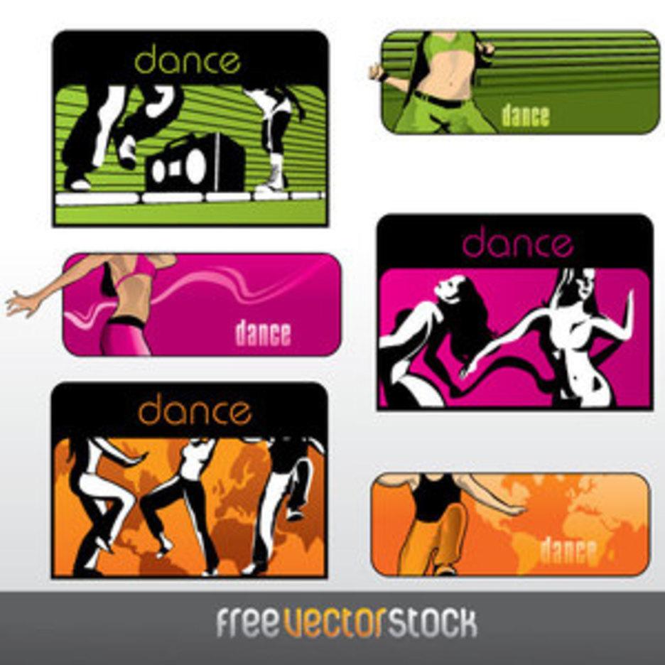 Dance Banners