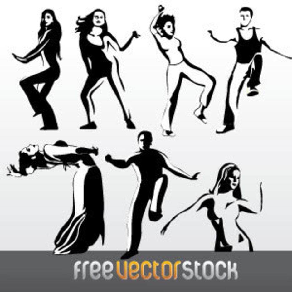 Dance Collection Vector