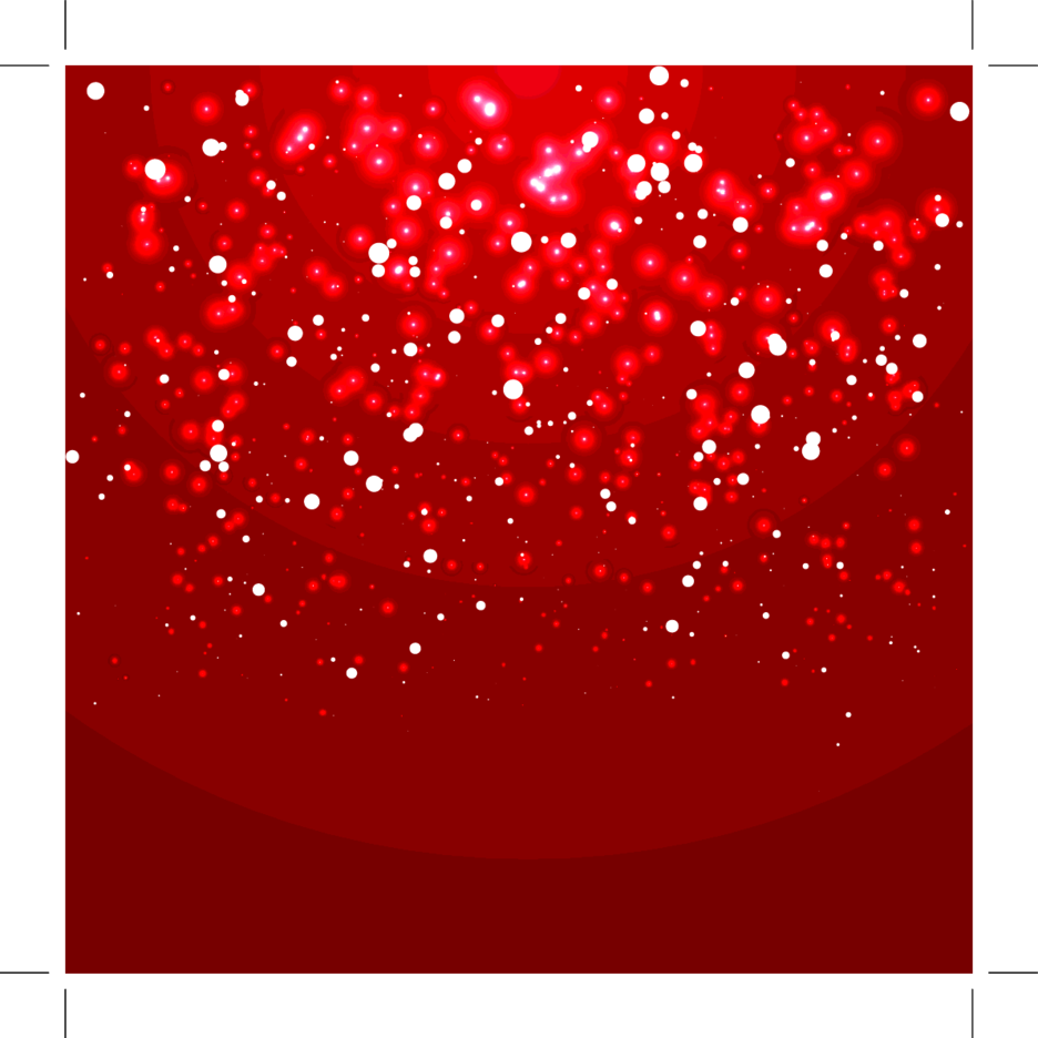 Red Christmas Vector Design