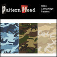 Free Seamless Camouflage Patterns