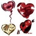 Free Heart Vector-2