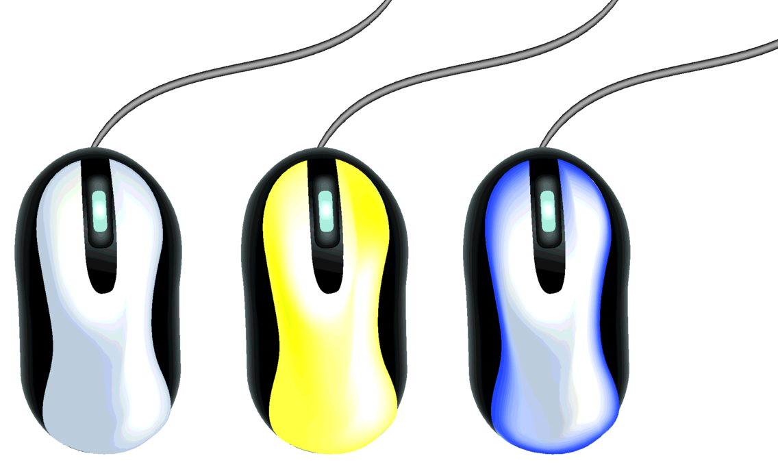 Computer Mouse Collection