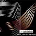 Flowing Curves Vector-1