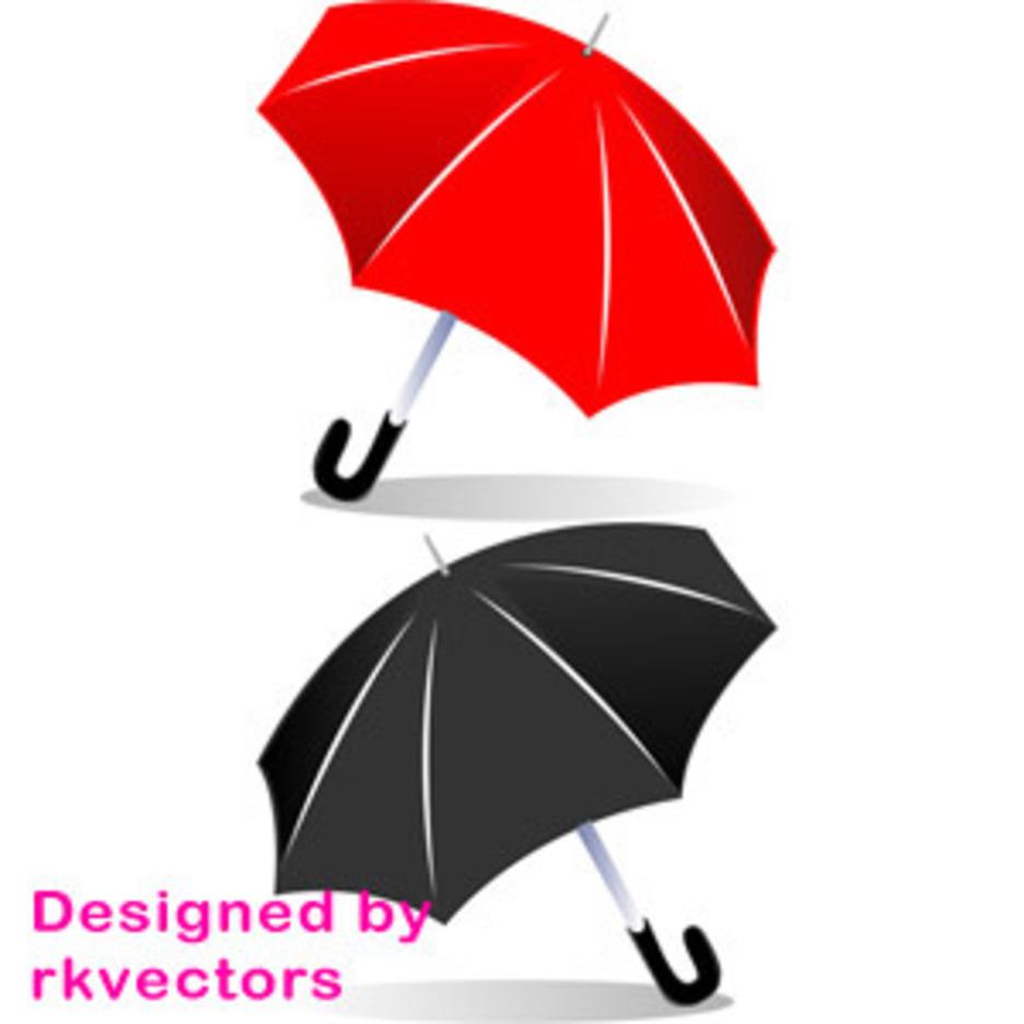 Vector Umbrella Designs