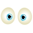 Funny Cartoonish Eyes