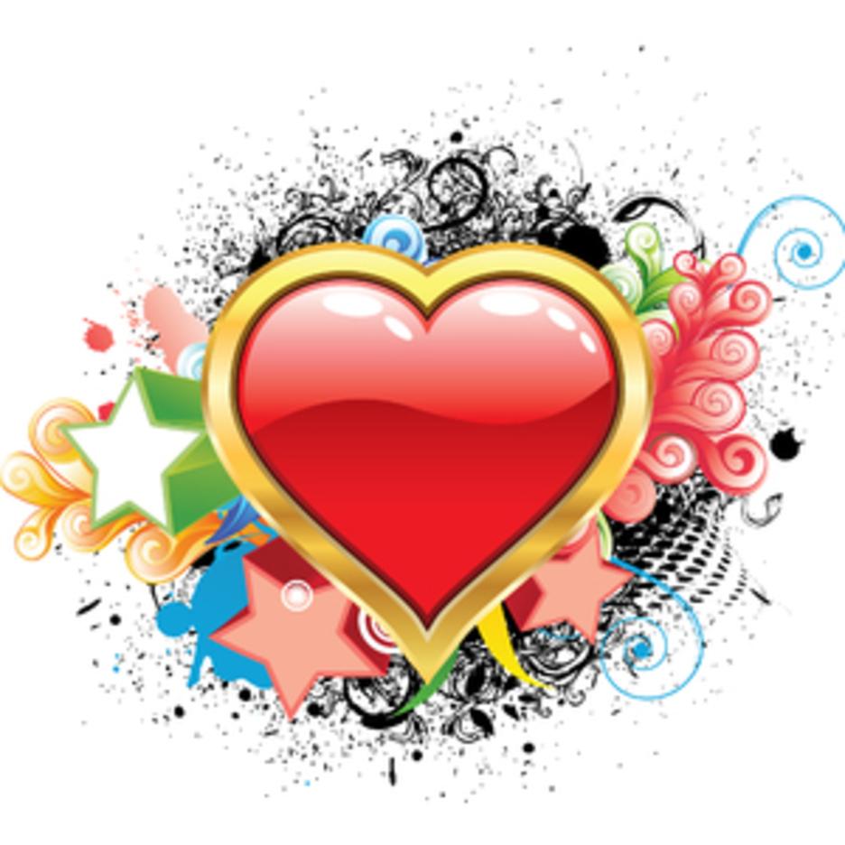 Free Valentine's Day Illustration