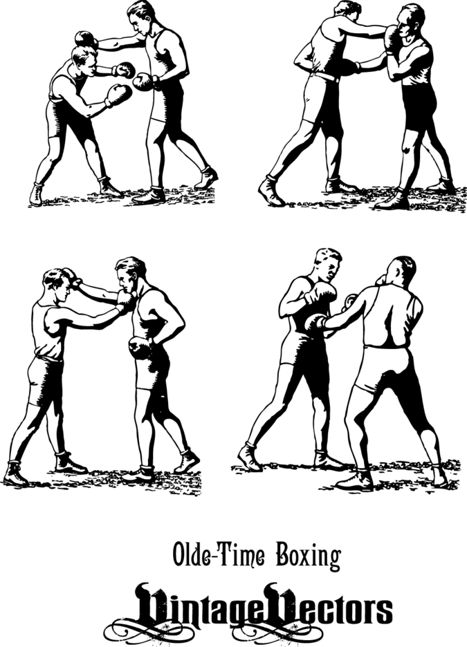 Olde-Time Boxing Punching