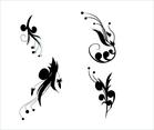 Floral Vectors #6
