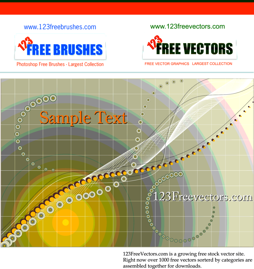Free Vector Background-12