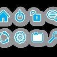 8 Web Icons