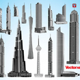 Skyscraper Vector Pack 1.