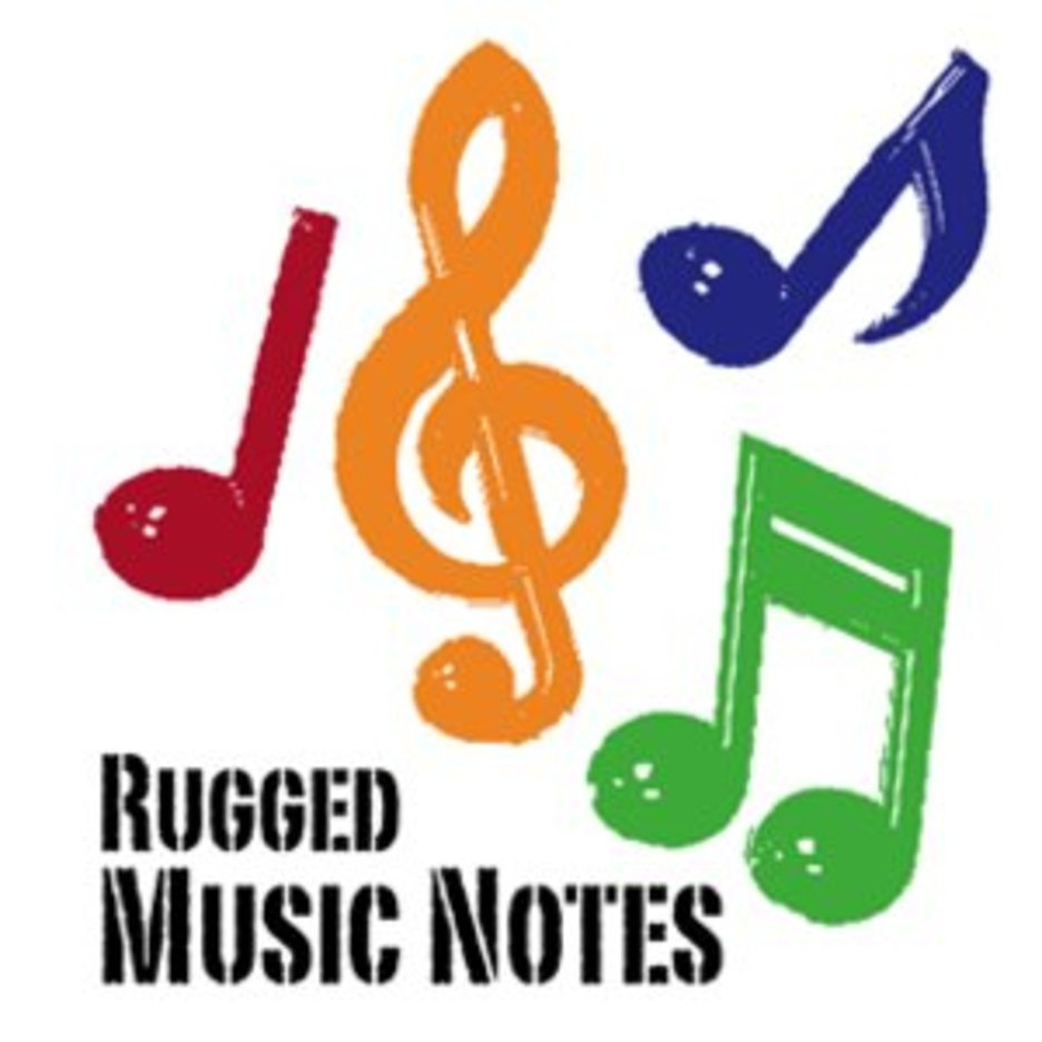 Rugged Music Notes