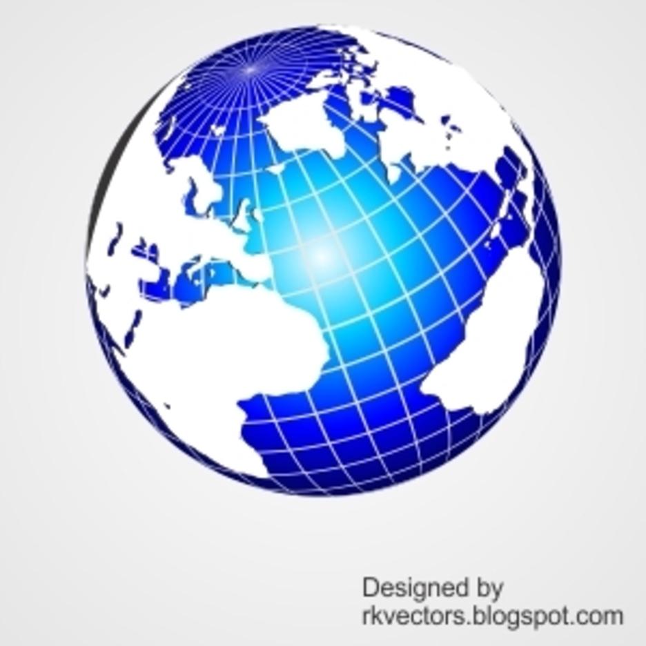Vector World Globe Designs
