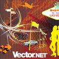 Viva Las Vegas Vector Art