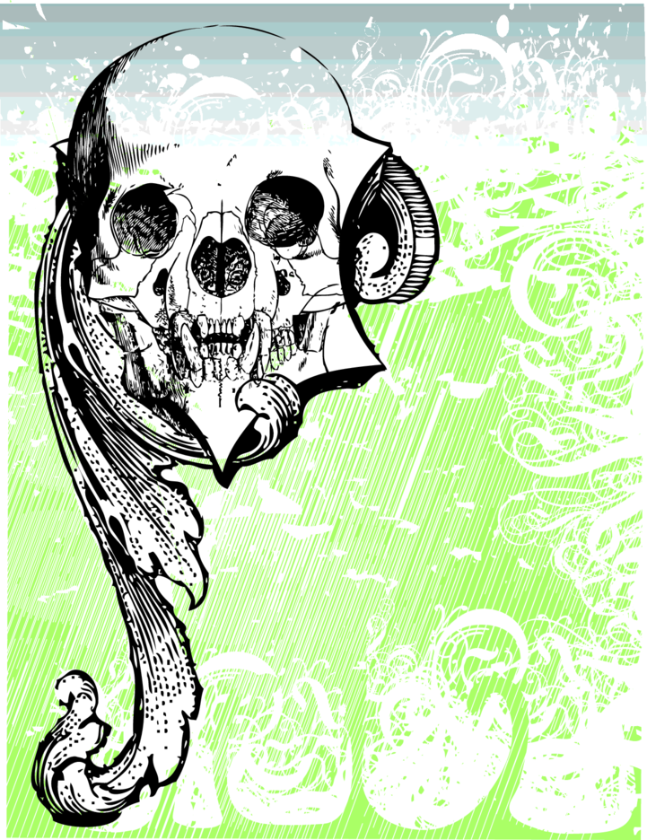 Money Skull 5