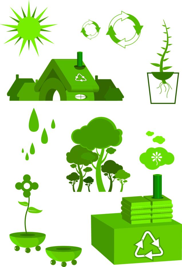 Eco Vectors