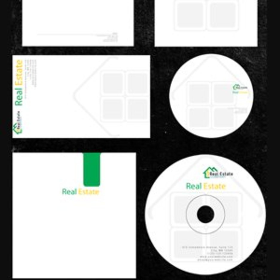 Real Estate Corporate Identity Mega Pack