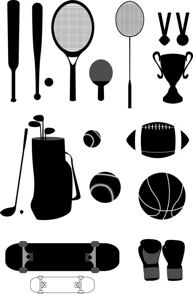 Sport Vector Graphics