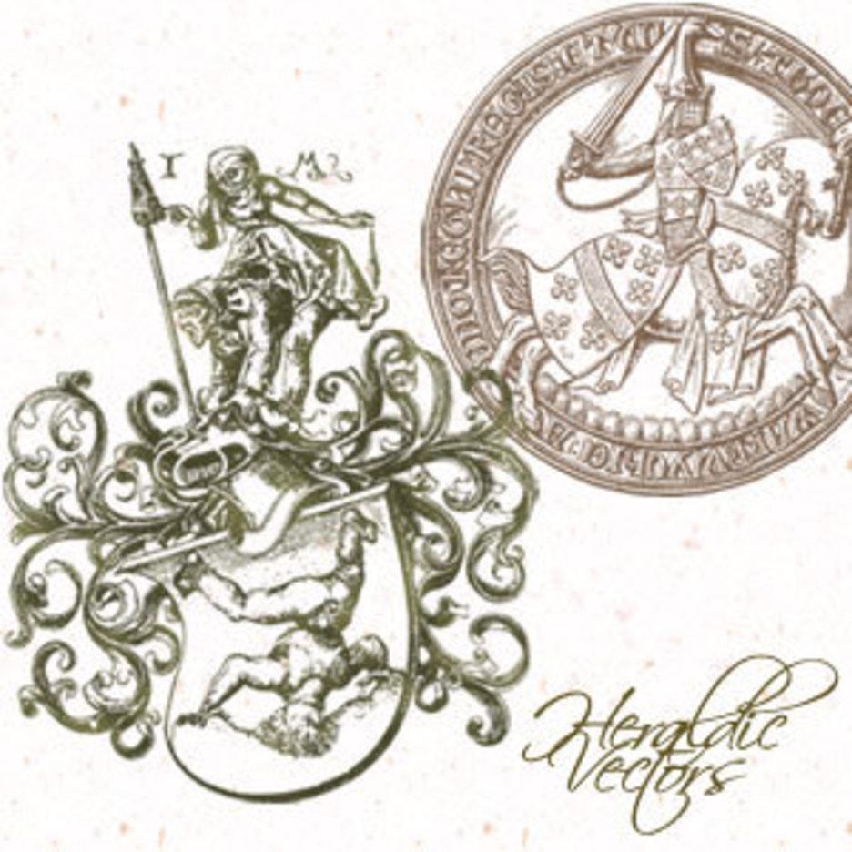 2 Free Heraldic Vector Designs