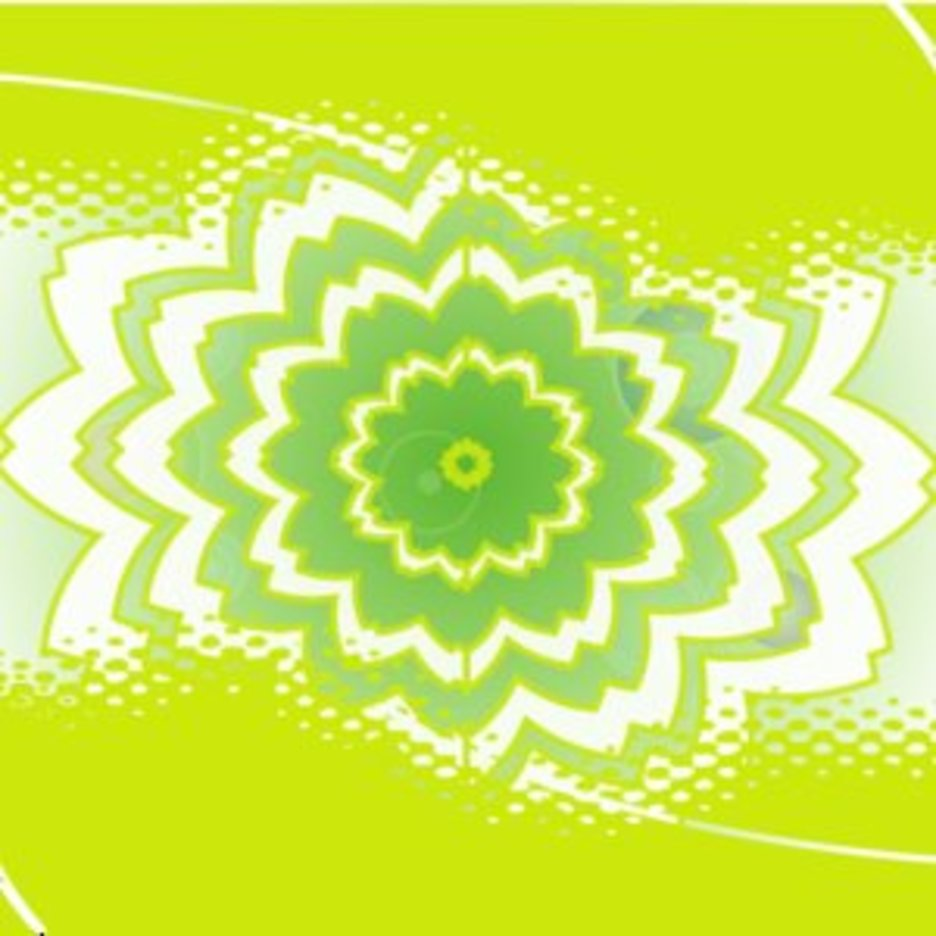 Green Vector Graphique Background
