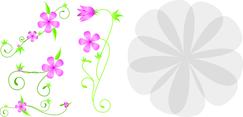 Floral Vector Arts