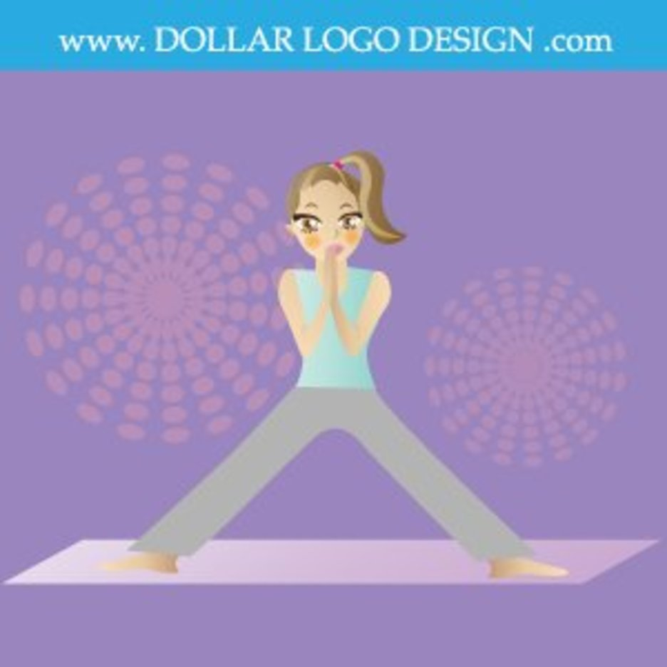 Yoga Girl Instructor