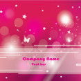 Pink Company Card Free Vector Graphic