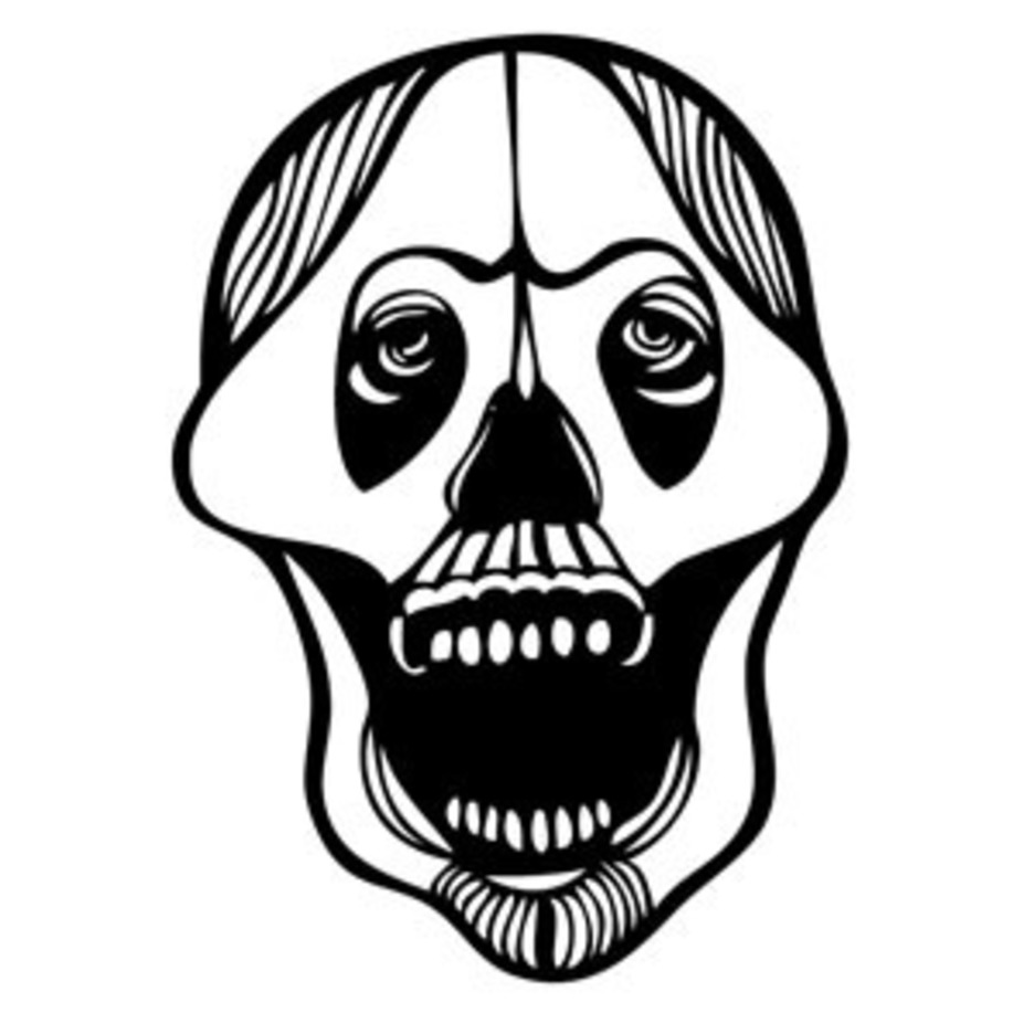 Free Abstract Skull