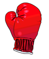 Boxing Glove Vector