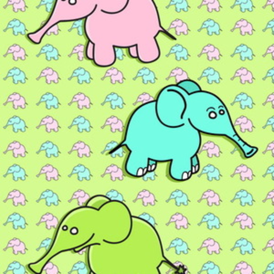 Funny Animals – Elephant