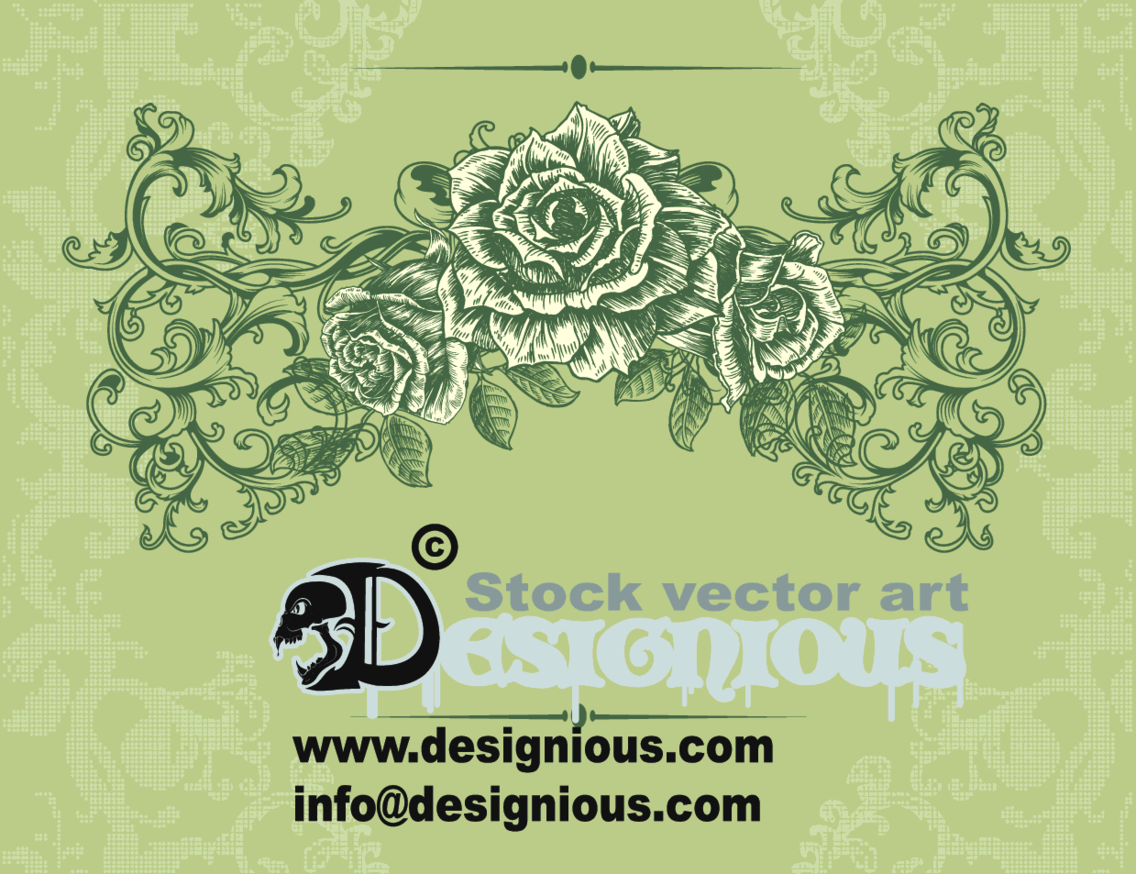 Free Vector Vintage Illustration