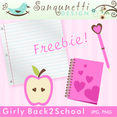 Girly Back2School