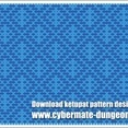 Ketupat Pattern Design 3