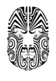 Maori Face Tribal Vector