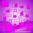 Ping Vector Background Designs
