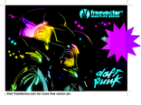 Daft Punk Graphics